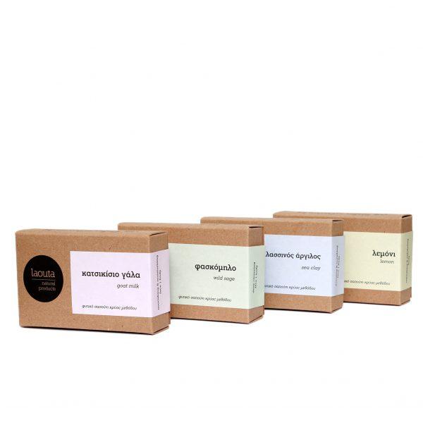 Natural soap bar | Laouta